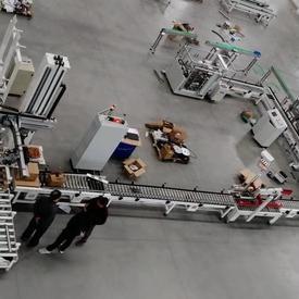 流水线设备厂商 自动包装流水线 自动化包装流水线