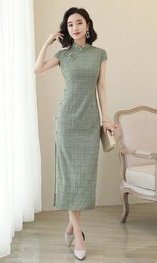 長旗袍128