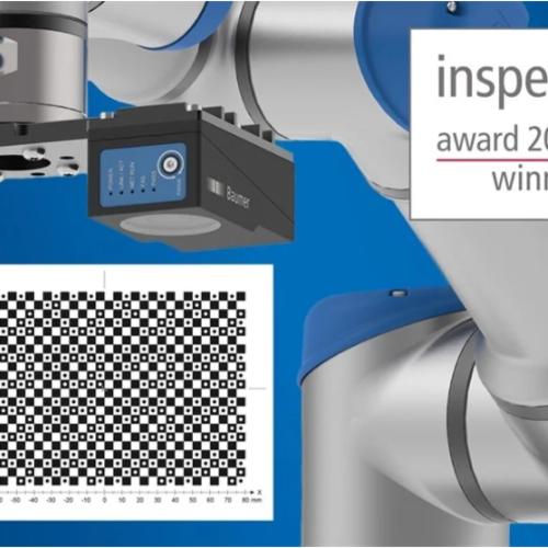 baumer堡盟视觉传感器凭借帮助机器人See获得第一名