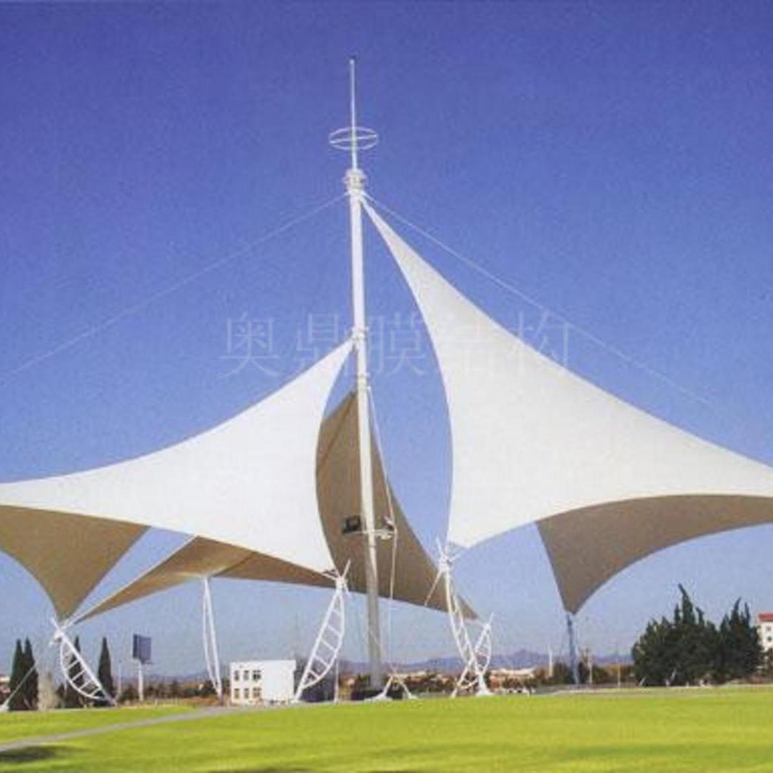 景观膜结构雨棚