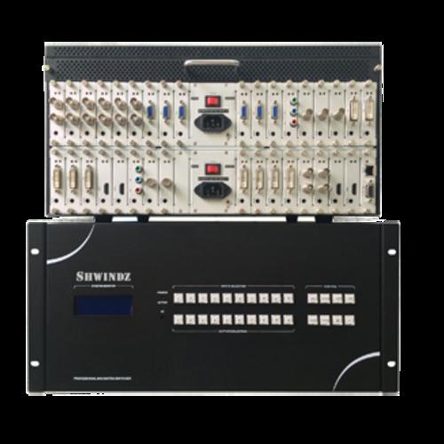 SW-MAX500B系列高清数字混合矩阵