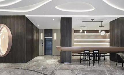 办公楼层区域设计装修方案说明
