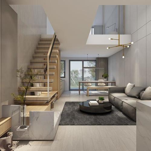 納山納水丨黃山市區剛需改善樓盤 56平Loft戶型