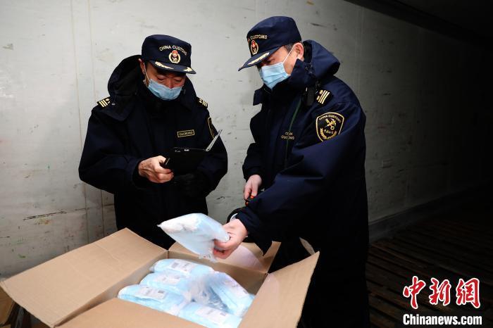 中国边城满洲里2020年出口防疫物资6亿元俄罗斯为主要出口国