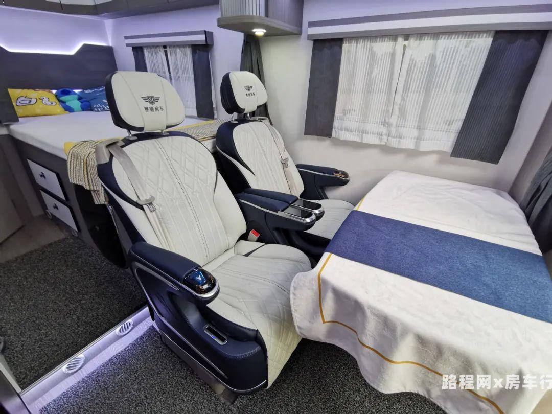 4.8南京房车展:赛德猎鹰房车发布,搭载进口依维柯底盘,颜值与实力兼备