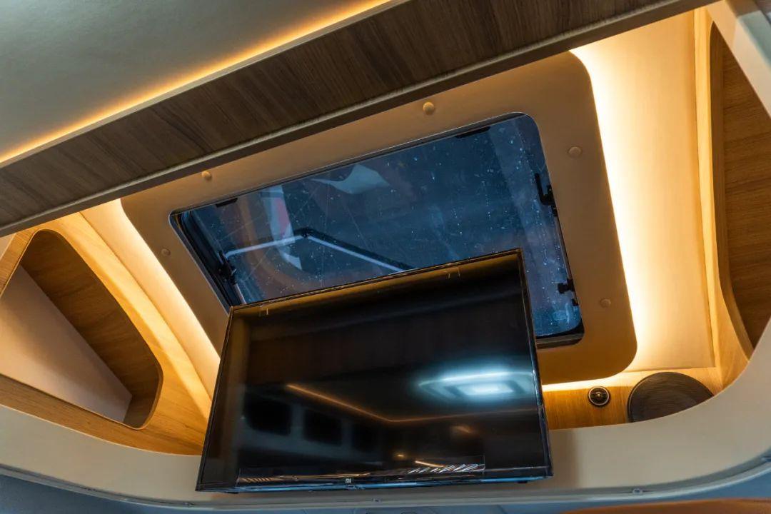 5.27上海房车展:六座六卧+全铝车身,这款新星依途T600风尚款房车值得一看