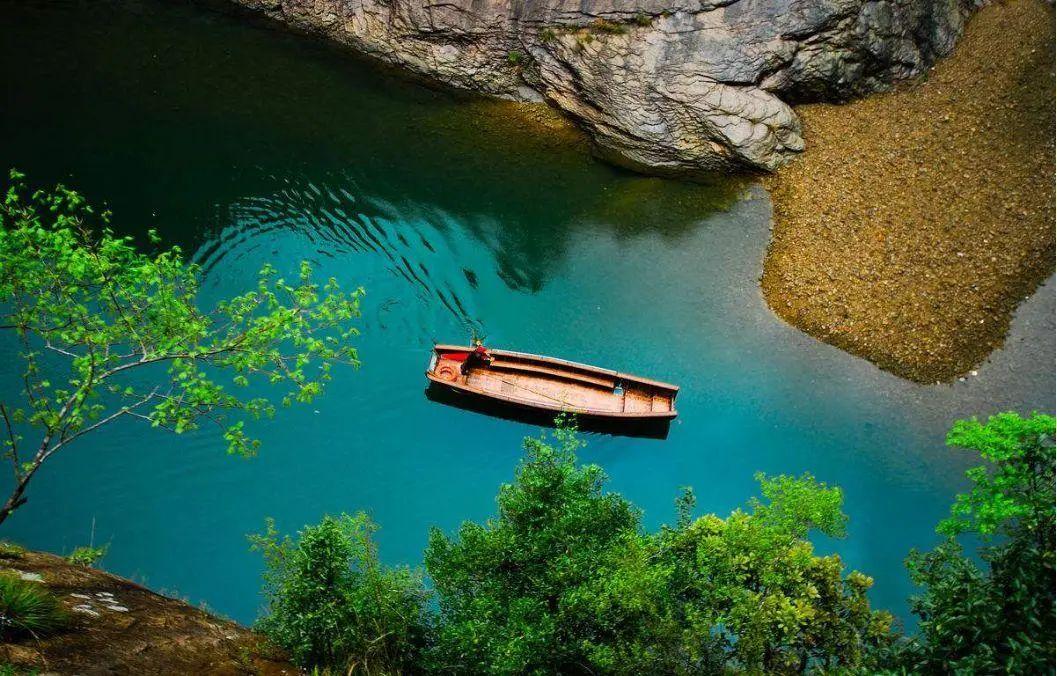 最适合旅行的四月来了!春天所有的美楠溪江都有!
