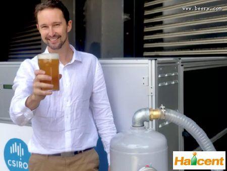 新技术:直接从空气中捕获二氧化碳用于制造啤酒