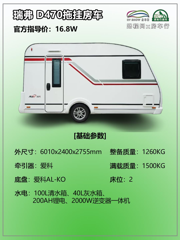 9.24上海房车展:精致小公寓,瑞弗首款拖挂-启界D470火热来袭