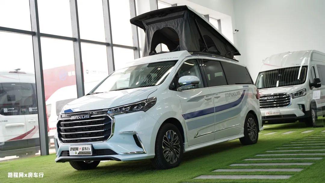 购车节精选:上汽大通MAXUS房车,原厂房车,品质值得信赖!