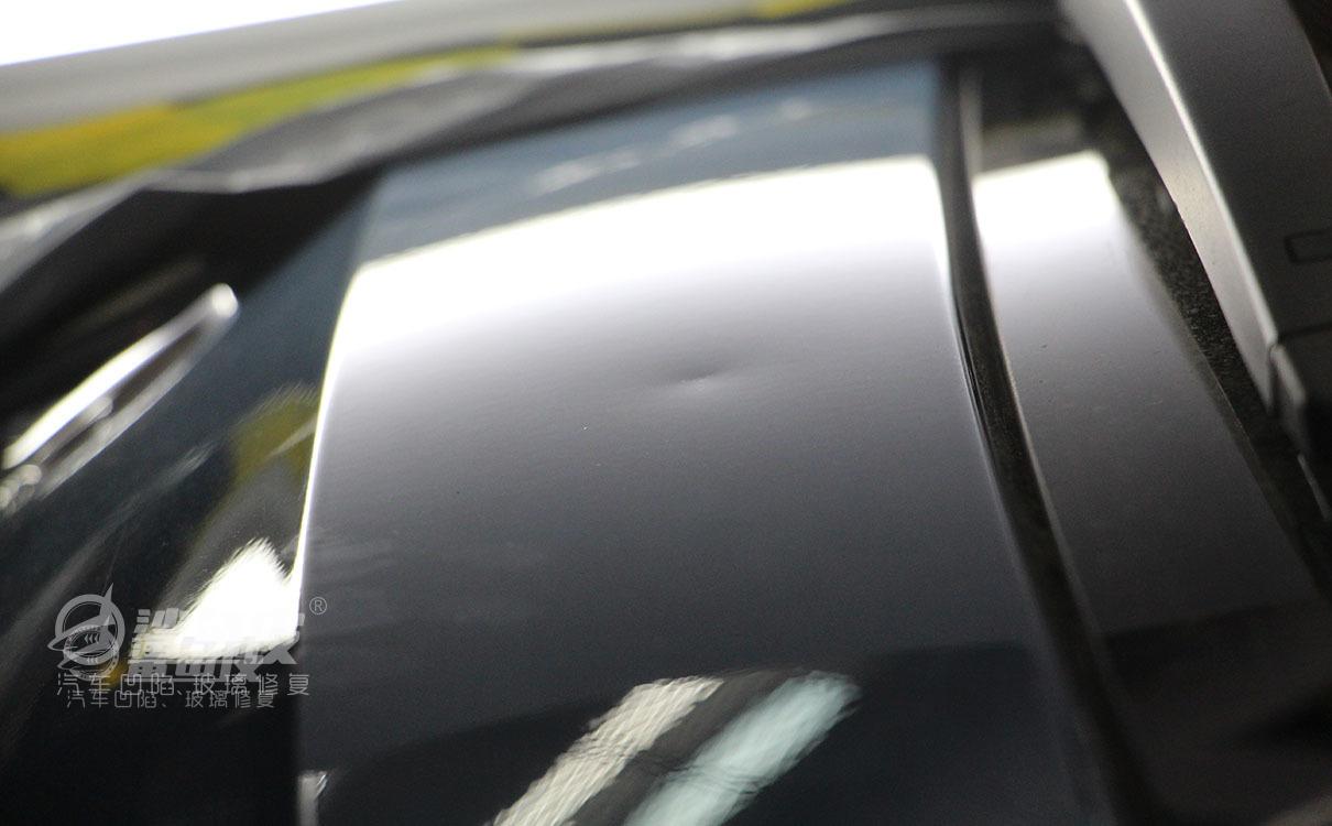 汽车车门小凹陷处理妙招,小凹陷千万别弄钣金