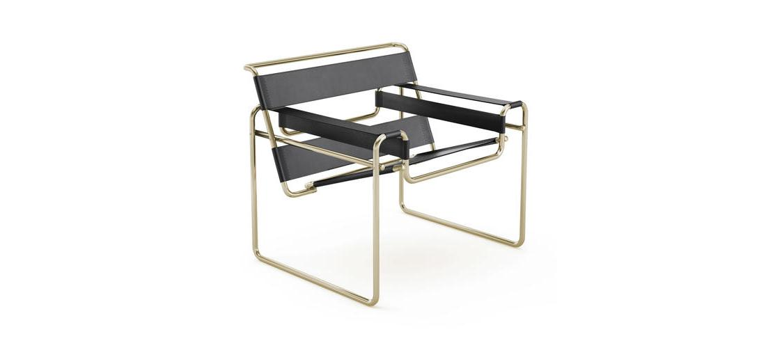 Wassily™Chair - Gold.jpg