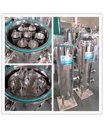 不锈钢折叠滤芯过滤器,金属烧结滤芯式过滤器