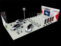 GTShow CGW exhaust can meet your needs