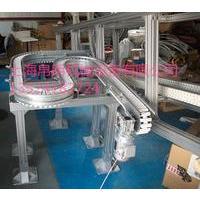 S型转弯柔性链板输送机
