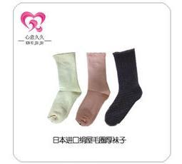 心意久久日本绢屋丝绸袜