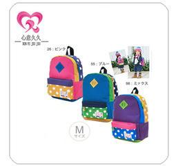心意久久日本stample儿童 背包 双肩包  本网站标价均为日元