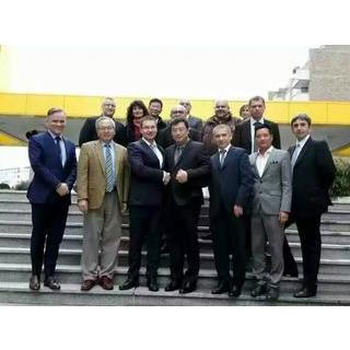 我集团签署与塞尔维亚石油公司(NIS)合作开发清洁可再生能源的战略合作协议
