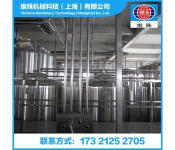 牛奶飲料生産線