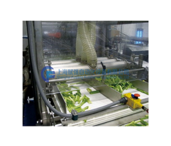 食品级塑料网带输送机