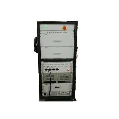 电路保护试验测试系统