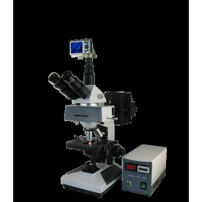 荧光显微镜XSP-BM-13CC(电脑、落射)