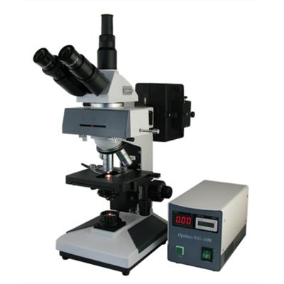 荧光显微镜XSP-BM-13C