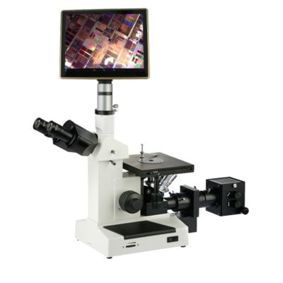 平板电脑型金相显微镜BM-4XFP(倒置)