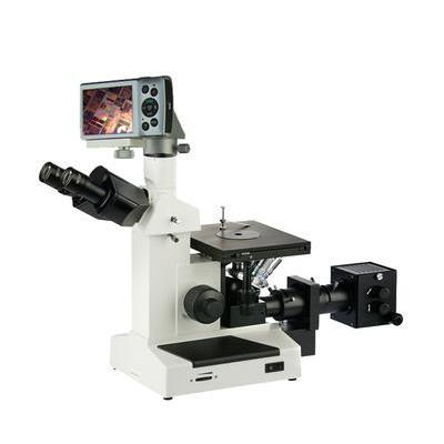 金相显微镜BM-4XFS(数码、倒置)
