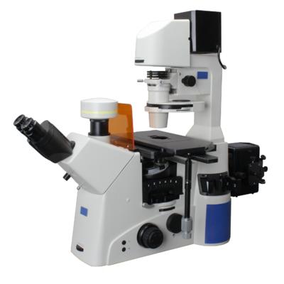 科研型电脑倒置荧光显微镜BM-39XD
