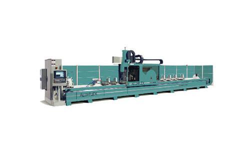 MUBEA ALU-FLEX 4系列四軸鋁型材復合加工中心