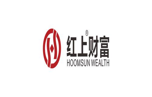 紅上財富投資管理公司定制辦公家具案例