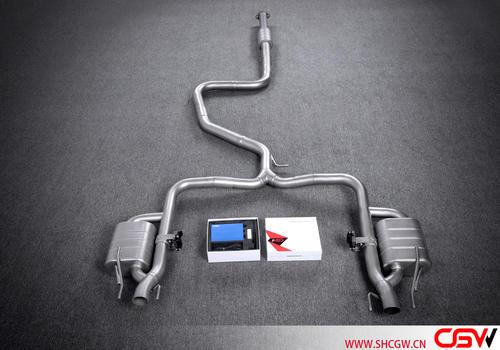 LaCrosse 2.0T mid tail valve
