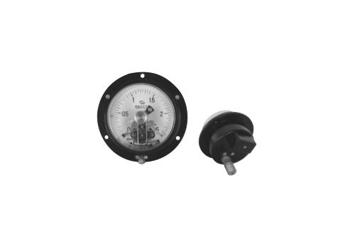 YXC 系列磁助电接点压力表