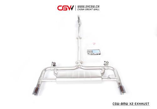 宝马X2 CGW阀门排气