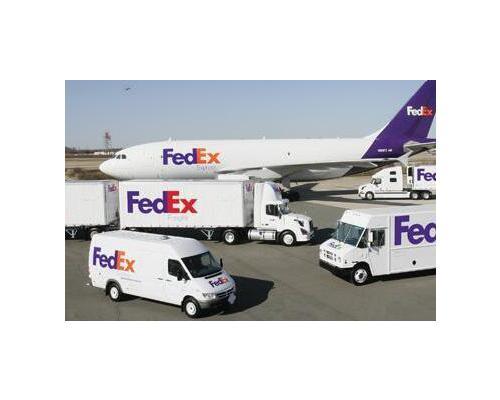 FEDEX  DHL UPS