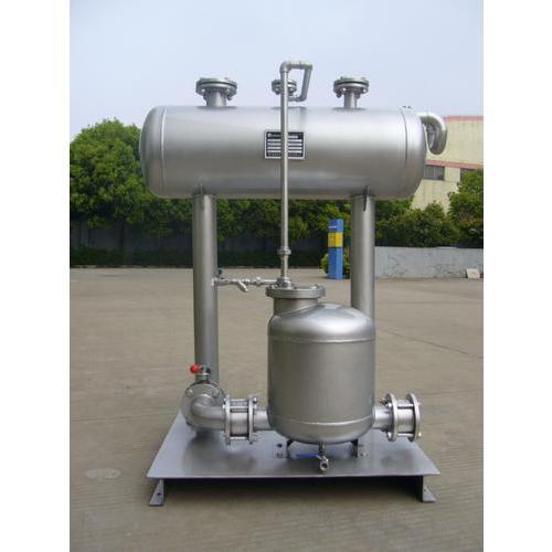 冷凝水回收氣動單泵組合裝置