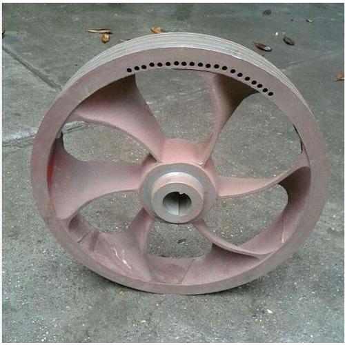 活塞机-皮带轮,风扇