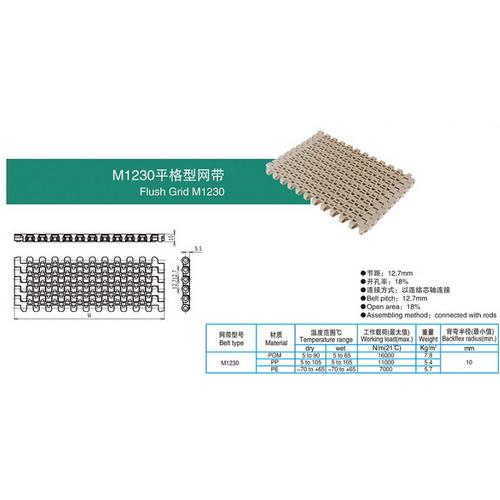 M1230平格型网带
