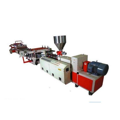 PVC木塑门板生产线