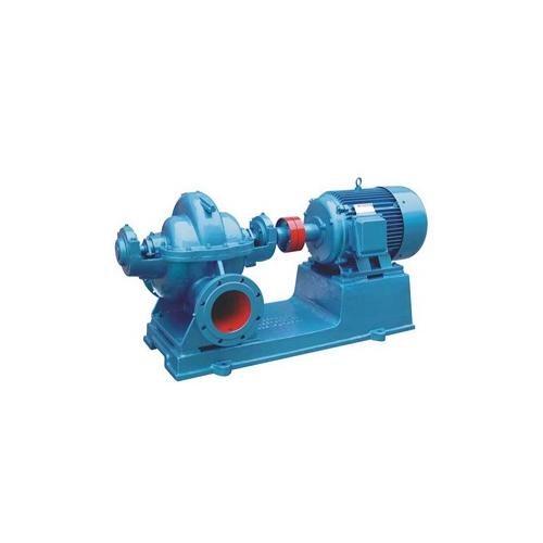 預制泵站種類,S、SH型單級雙吸中開泵