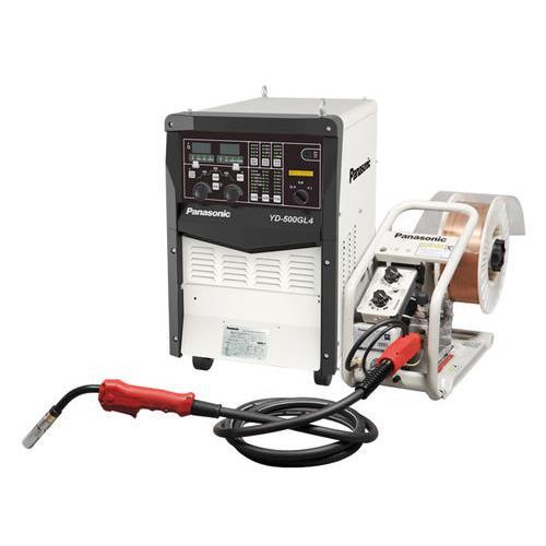 YD-500GL4 松下全数字控制脉冲MIG/MAG焊机