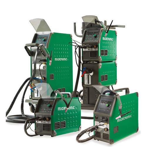 PI200/250/350氩弧焊机