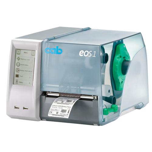 cab 条码打印机EOS1, EOS4