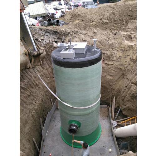固液分离污水泵站