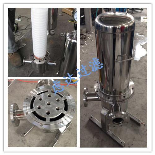 用于气体的净化和除菌过滤器