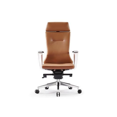 牛皮大班椅BQ-BY543
