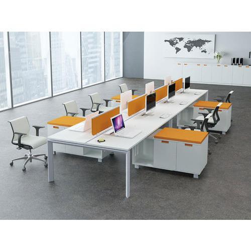 員工辦公桌 BQ-ZH6021