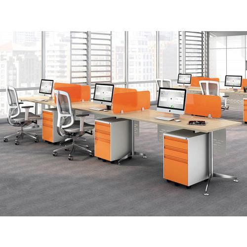 員工辦公桌 BQ-ZH6038