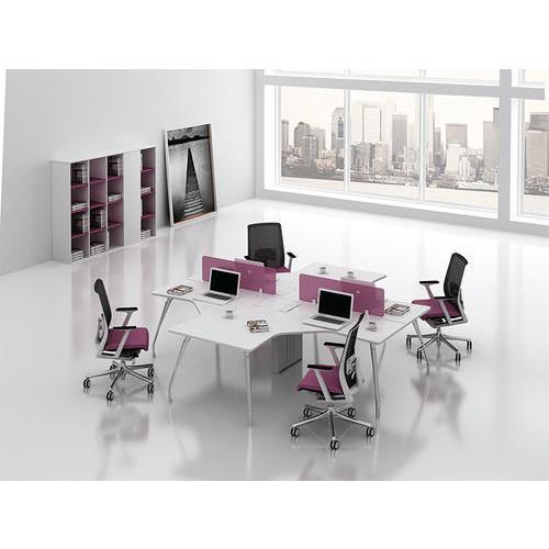 員工辦公桌 BQ-ZH6025